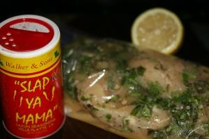 Marinated 420 Chicken